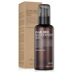 Улиточный тонер Benton Snail Bee high content Skin Toner 150 ml