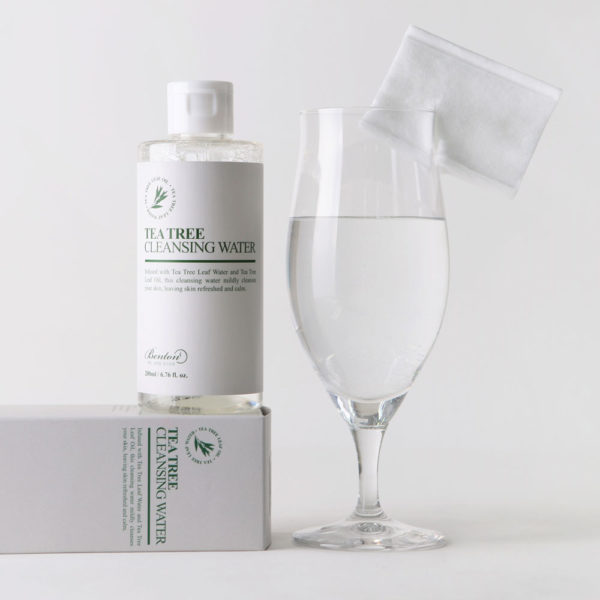 benton tea tree cleansing water купить в украине