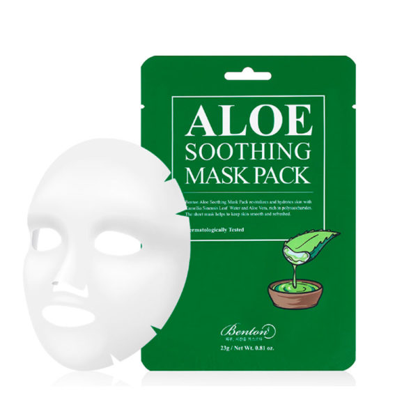 Benton Aloe Mask Бентон Алоэ Маска для лица